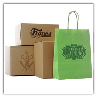 Branded Packaging Supplies