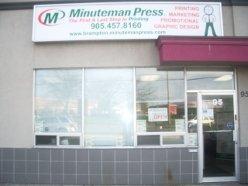 Minuteman Press Brampton