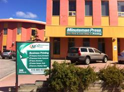 Minuteman Press Downsview